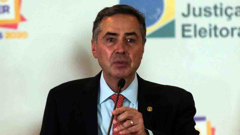 Presidente do TSE, Luís Roberto Barroso - Marcello Casal Jr. / Agência Brasil
